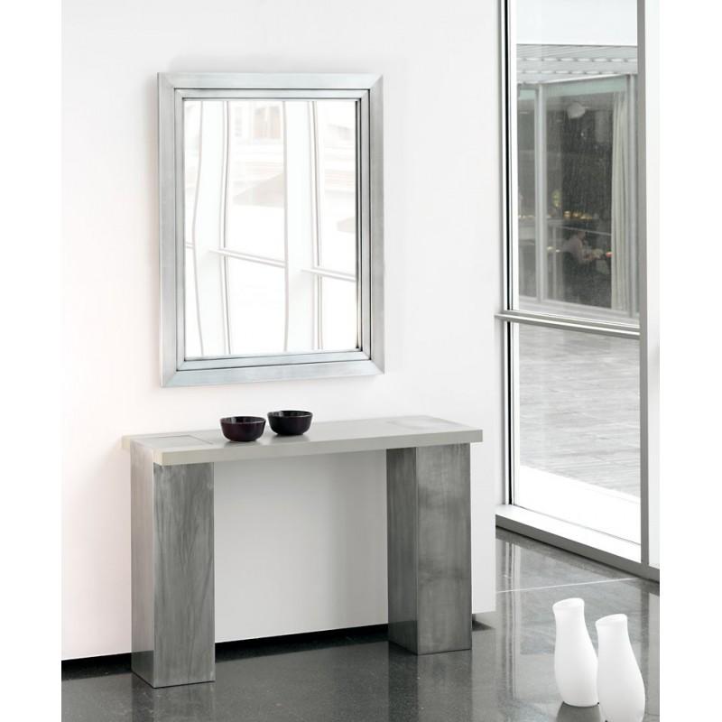 Espejos Plateados Para El Recibidor O Dormitorio Arca