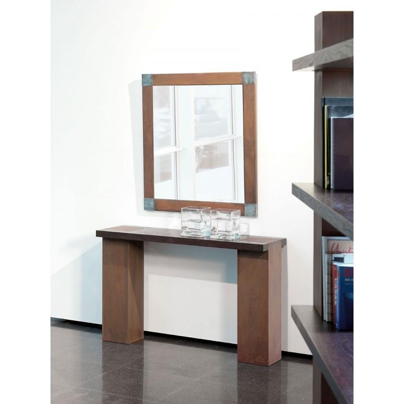 Espejos De Acero Corten Espejos Plateados Arca Arte Met Lica