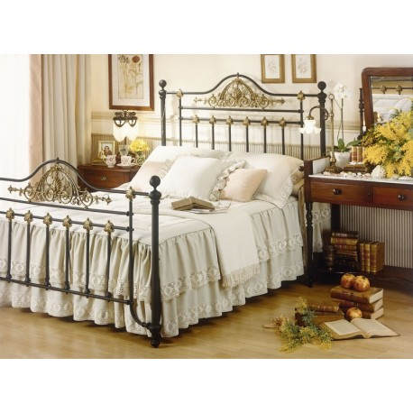 Camas De Matrimonio Beds : Black iron bed monarquia wrought iron beds arca arte metálica