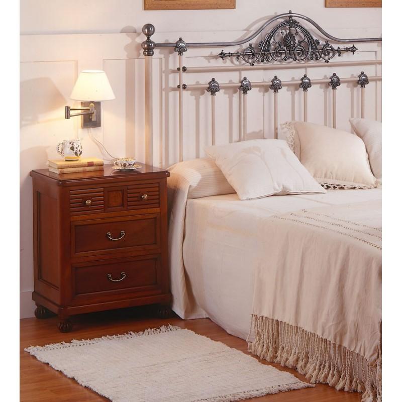 Cabecero de cama-Muebles de forja-Camas-Arca Arte Metálica