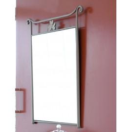 Espejo AURELIA (Blanco veneciano)