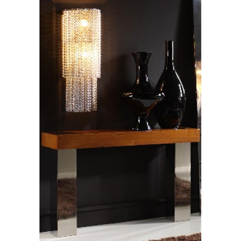 Muebles de entrada modernos consolas para recibidores arca arte met lica - Consolas muebles ...