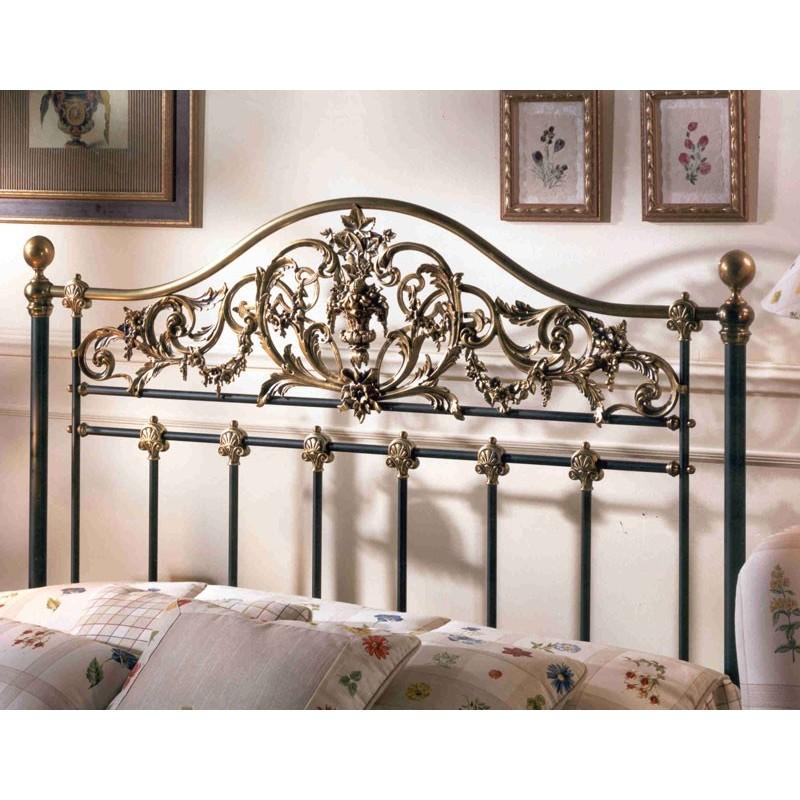 Cabeceros de cama de forja dormitorios arca arte met lica - Cabeceros de forja antiguos ...
